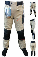 CE Armoured Motorcycle MX Motocross Motorbike Wind Waterproof Thermal Trousers