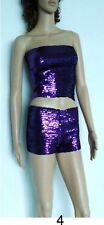 Sequin Shorts/Skirt Set. Sold As Separates or Sets. 7 Colors