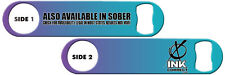 Bartender Bottle Opener: Also Available in Sober + Add Name or Text FREE!