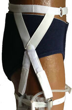 Secure Comfort Catheter Leg Bag Holder With Lower Replacement Strap