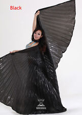 【Sale】Belly Dance Costume 360°Isis Wings 7colours In
