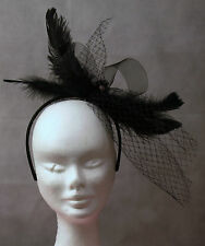 FASCINATOR FOR SPRING RACING CARNIVAL OR BURLESQUE PARTY