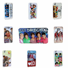 ONE DIRECTION CASE FOR APPLE IPOD TOUCH 4 4TH 4G BACK COVER 1D