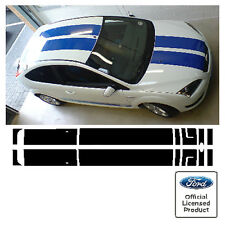 Ford Focus Mk2 OTT Stripes Decals Stickers ST225 PRE-Facelift ONLY 2004-2008