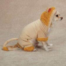 Casual Canine JUNGLE KING  Lion Dog Halloween Costume XS S M L XL
