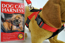 NEW Hi Craft Dog Car Harness All Sizes XS, S, M, L FREE POSTAGE CHEAPEST DEALS