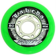 LABEDA SHOOTER GREEN WHEELS - LOT OF 4 *NEW*