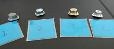 Spare Monopoly TOP HAT TOKEN/playing piece various styles vintage & modern