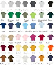 Hanes Beefy-T 6.1 oz. T-Shirt  Cotton  5180 S-6XL 30 colors and more! tee BEEFYT
