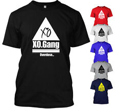 XO T-shirt The Weeknd October's Very Own Drake YMCMB OVOXO Hipster Triangle LA