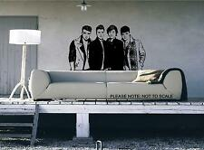 Union J - WALL ART STICKER - WALL ART DECAL