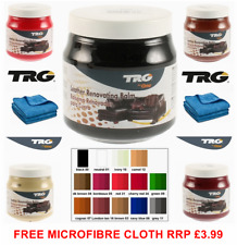 TRG GRISON LEATHER RESTORER RESTORATION CREAM  RE COLOURING ALL LEATHER PRODUCTS