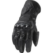 Cowhide Leather b3d Black Winter Kevlar Motorbike Motorcycle Gloves Collection