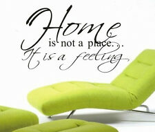 HOME..WALL ART DECAL STICKERS VINYL ROOM BEDROOM LIVING ROOM CHRISTMAS GIFT