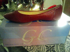 Beautiful, dainty ballet flats by GC shoes