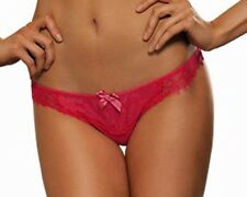 NEW GOSSARD SEXY PASSION PINK THONG - 7796 - !! lots of sizes !!