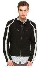 New Armani Exchange A|X Mens Slim/Muscle Fit Active Moto Jacket