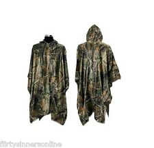 WOODLAND REALTREE CAMO WATERPROOF SUIT FOR HUNTING FISHING HIKING IN MED TO 2XL