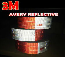 【3M】NEW HIGH INTENSITY REFLECTIVE TAPE VINYL 15cm x 5cm