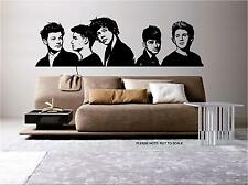 ONE DIRECTION 2012 - WALL ART STICKER DECAL