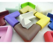 Six Colors 4pcs Toddler Baby Kids Table Furniture Corner Edge Security Protector