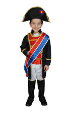 NAPOLEON BOYS CHILD FRENCH FRANCE FANCY DRESS HALLOWEEN NATIONAL COSTUME