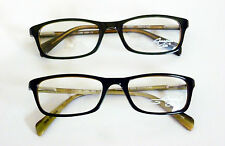 51-19-140/ 53-19-140 Hand Crafted Jonathan Cate Wayfarer Frame 2 Colors 2 sizes