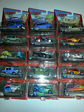 Disney Pixar Cars 2 Die Cast Characters (Great Range) from Mattel 1.55 scale