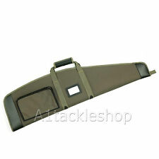 BSA Poly Twill Deluxe Air Rifle & Scope Bag/Case - Extra Deep - Choose Length