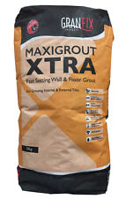5KG GRANFIX HYGENIC WALL + FLOOR TILE FLEXIBLE GROUT - 12 COLOURS TO CHOOSE FROM
