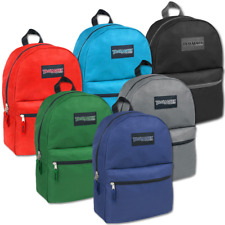 "Trailmaker Classic 17"" Backpack Variety Of Colors Available New With Tags"