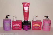 Victoria's Secret PINK Body Lotion, Body Butter Or Shimmer Lotion (Choose One)