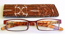 Foster Grant Magnivision Reading Glasses With Case (M30)  Choose Your Strength*