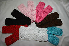 1.5 Inch Crochet Headband - You Choose Colour! CRM0025