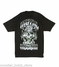 NEW WITH TAGS Metal Mulisha MUCK Tee Shirt MEDIUM-XXLARGE BLACK LIMITED RELEASE