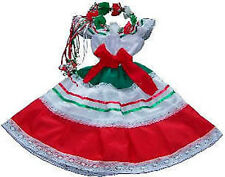 Cinco de Mayo Mexican /Belt All Sizes Dress 0 to Adult  Best Prices N Quality