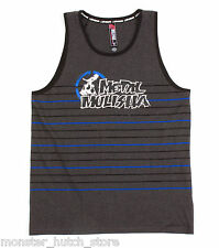 NEW WITH TAGS Metal Mulisha RESPONSE tank top MEDIUM-2XLARGE CHARCOAL RARE