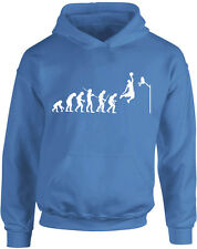 Evolution of Basketball, Sports Jordan inspired Kids Printed Hoodie
