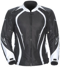 *Ships Same Day* Woman's Cortech LRX Series 3 (Black/White) Jacket