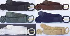 Big & Tall plus size Men Elastic Golf Stretch Belt Wholesale 7001L