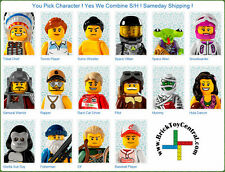 LEGO® 8803 Minifigure Series 3 YOU PICK character SAME DAY ship