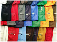 Fleece Cargo shorts for Men.sizes S-5X MANY NEW COLORS NOW