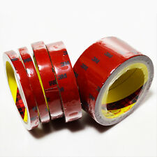 3M Automotive Acrylic Foam Double side Adhesive Tape/ 10mm 15mm 20mm 48mm