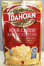 Two Packages Idahoan Mashed Potatoes   Four Flavors     You Choose
