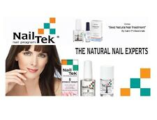 Nail Tek - Nail Treatments - Pro Pack - 0.5oz / 15ml each - 4 Bottles