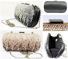 New Lady Stain Crystal Bridal/Cocktail/Evening Party Bags Women Clutch Hand Bag
