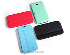 NILLKIN Fresh PU Leather Wallet Cover Case for Samsung i9082 Galaxy G-Duos