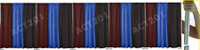 10 FT HIGH x 50 FT WIDE PIPE AND DRAPE KIT (WITH PREMIUM DRAPES) - PIPE & DRAPE