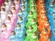 """10 Bridesmaid 2"""" or Sweet 16 Girl Cake Figurine Favor Party Supply You Choose"""