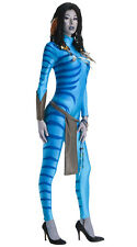 Neytiri Avatar Movie James Cameron Na'vi Blue Alien Sexy Halloween Adult Costume